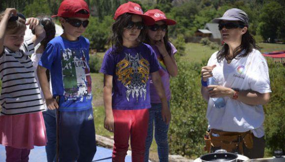 """23 de agosto: Seminario """"Naturaleza, plataforma para la educación"""""""