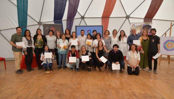 Escuela de Formación Caserta certificó a Mentores con Habilidades de Coaching