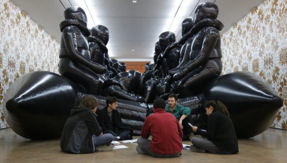 Equipo de mediación Caserta, vinculando la cultura con las personas