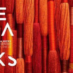 Descubre las obras de Sheila Hicks junto a Fundación Caserta y el Museo Precolombino