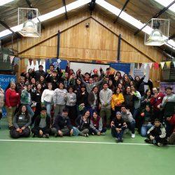Revoluciona Concausa continúa uniendo Rebeldes Concausa por todo Chile