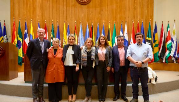 Con llamado al diálogo y  la colaboración concluye seminario sobre cambio climático