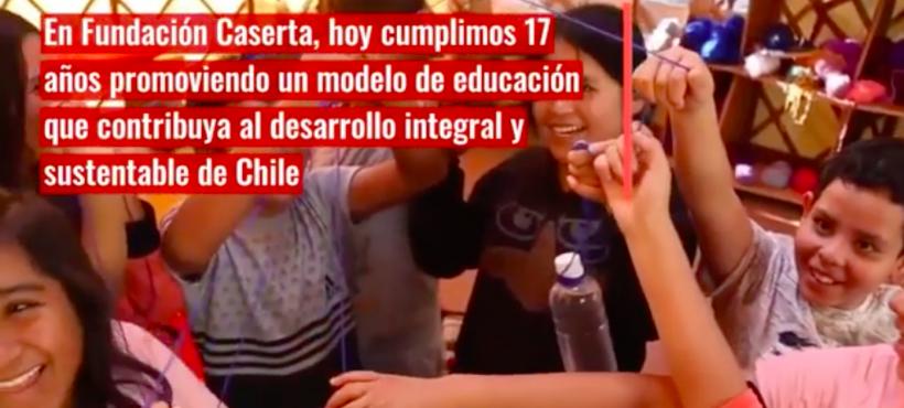17 años de Educación Integral