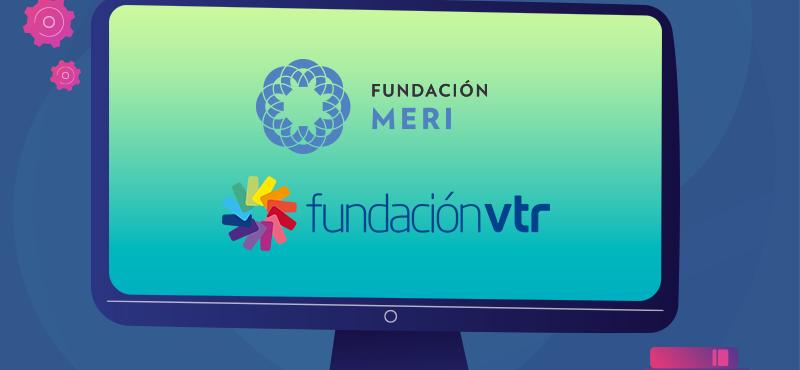 Alianza entre Fundación VTR y Fundación MERI amplía la parrilla del canal vtr tv covid-19 con novedosos contenidos científicos para niños y adolescentes