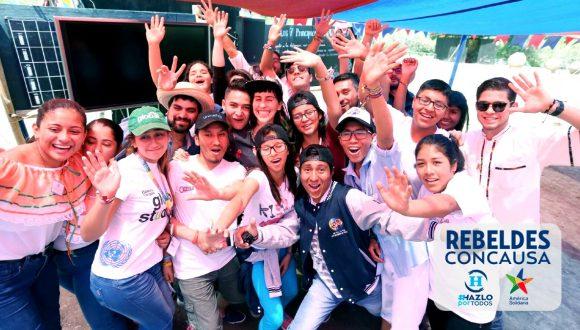 [El Heraldo de México] Adolescentes proponen PLAN 12, iniciativa para afrontar contingencia por COVID-19